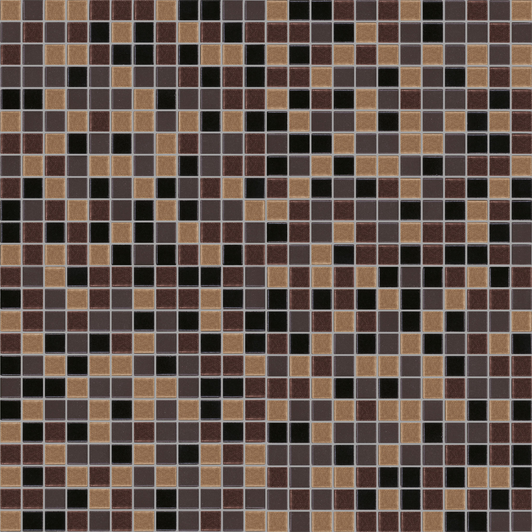 Mosaico in ceramica tribal chic collezione mix by appiani for Mosaico ceramica