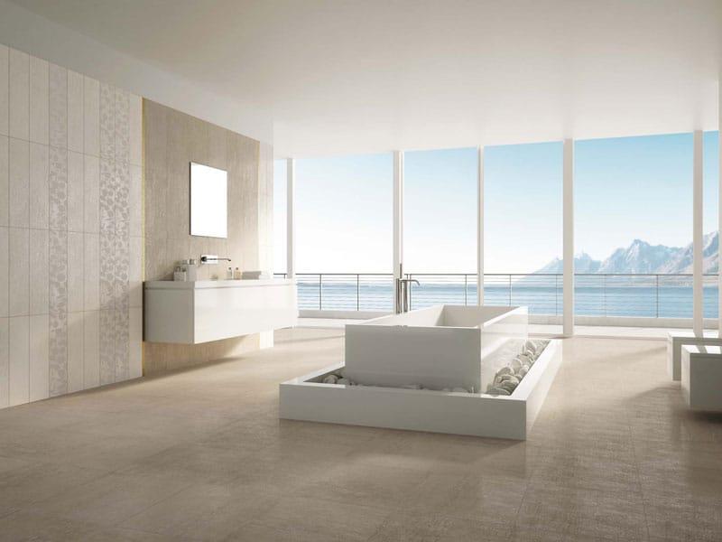 Pavimento rivestimento in gres porcellanato grafite by - Prezzo posa piastrelle 60x60 ...