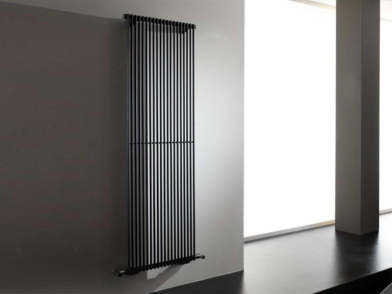 radiateur d coratif mural en acier hegoline 13 verticale. Black Bedroom Furniture Sets. Home Design Ideas