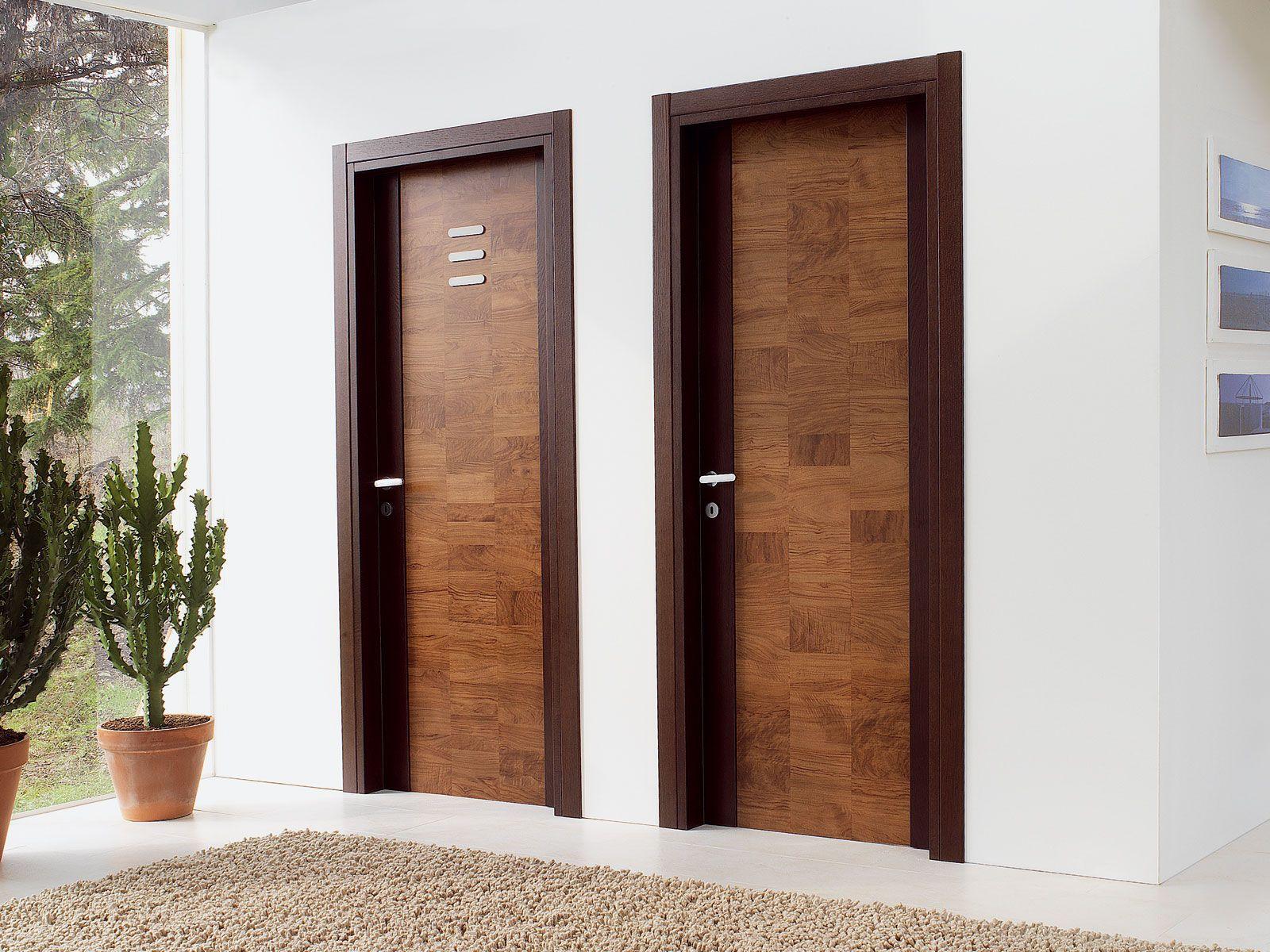 Porte poussante en bois planet by ghizzi benatti for Porte bois design
