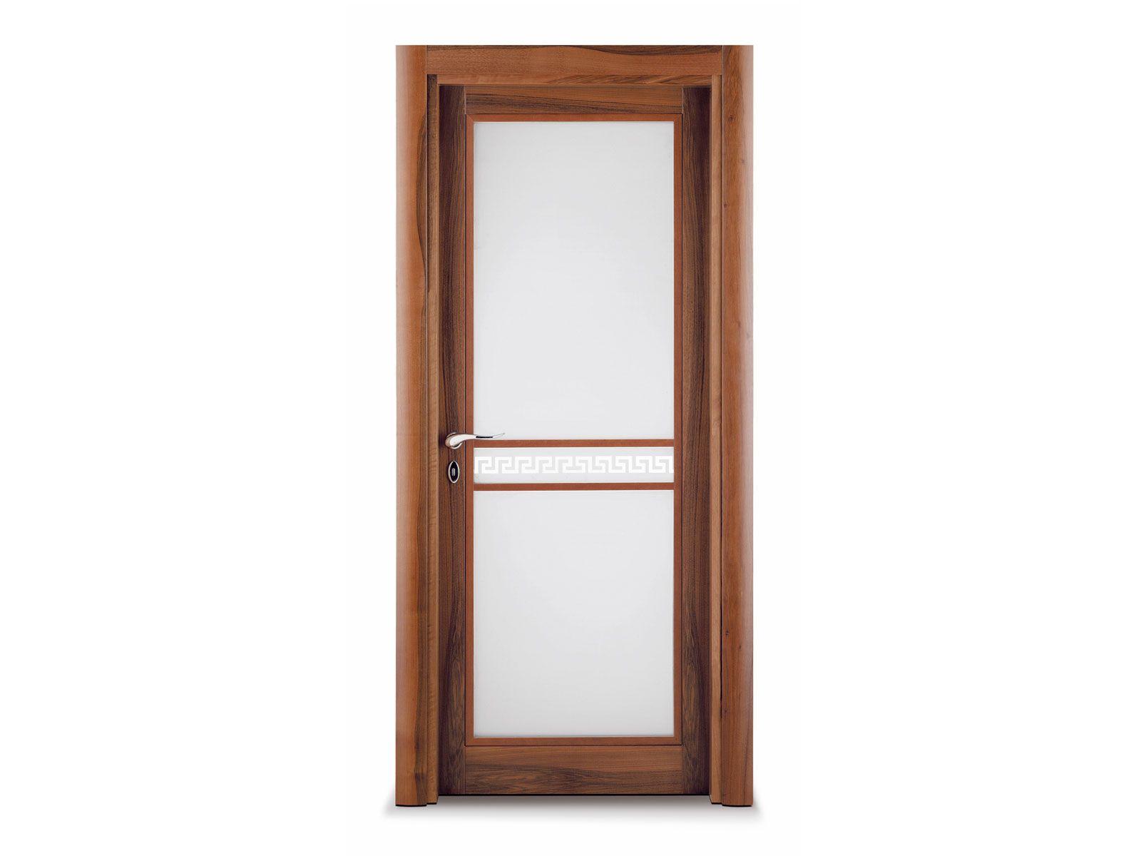 Puerta batiente de vidrio agora 39 colecci n vertice by - Puertas deslizantes de cristal ...