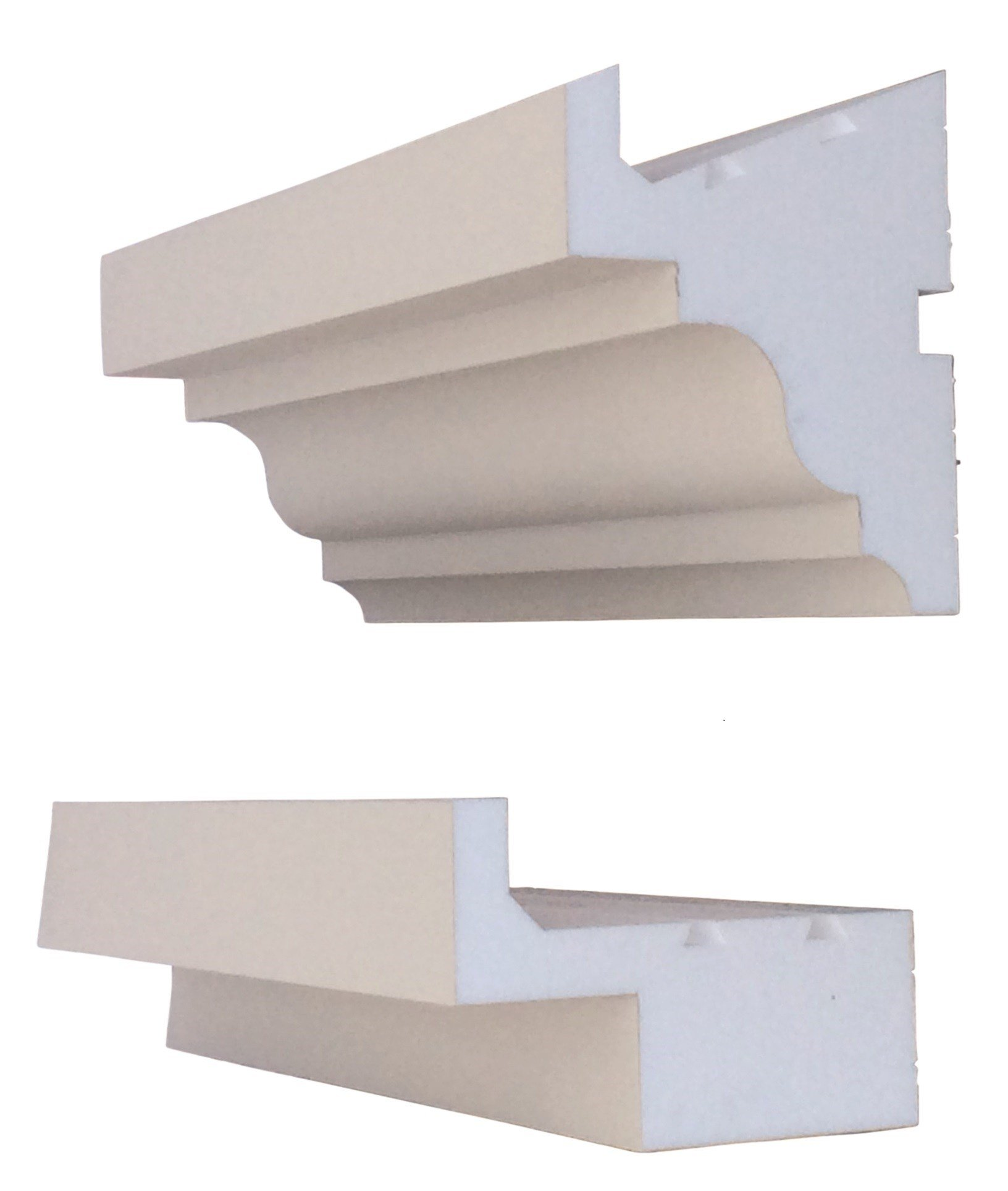 Cornice in eps by re pack for Cornici polistirolo