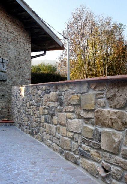 Rev tement mural en pierre reconstitu e pour ext rieur for Pierre reconstituee exterieur