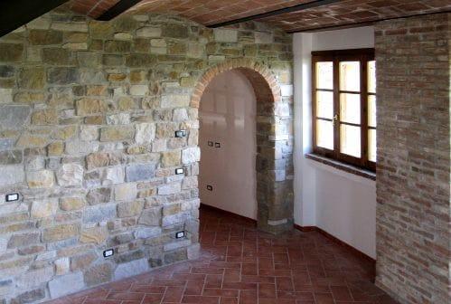 Revestimiento de pared de piedra reconstituida para - Piedra revestimiento exterior ...