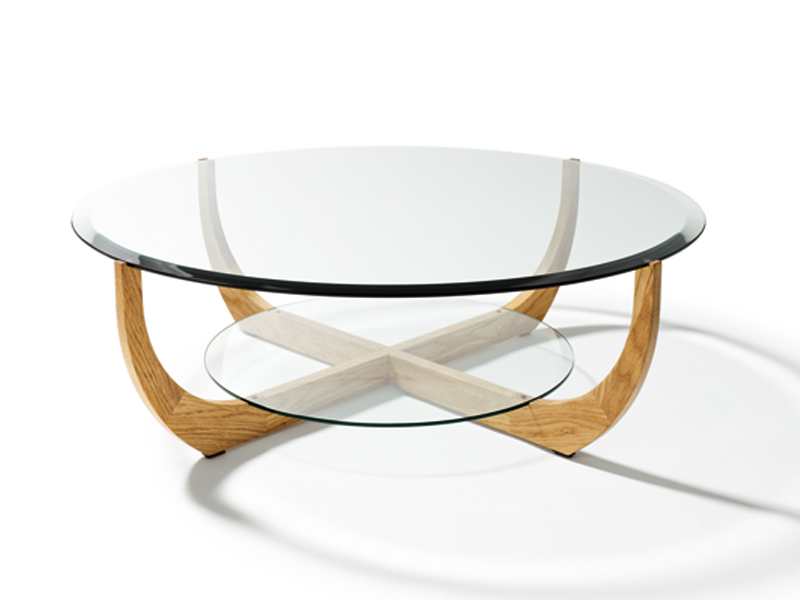 Juwel table basse ronde by team 7 nat rlich wohnen design - Table ronde de salon ...