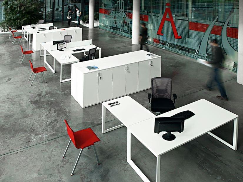 bureau op rationnel vital plus by actiu. Black Bedroom Furniture Sets. Home Design Ideas