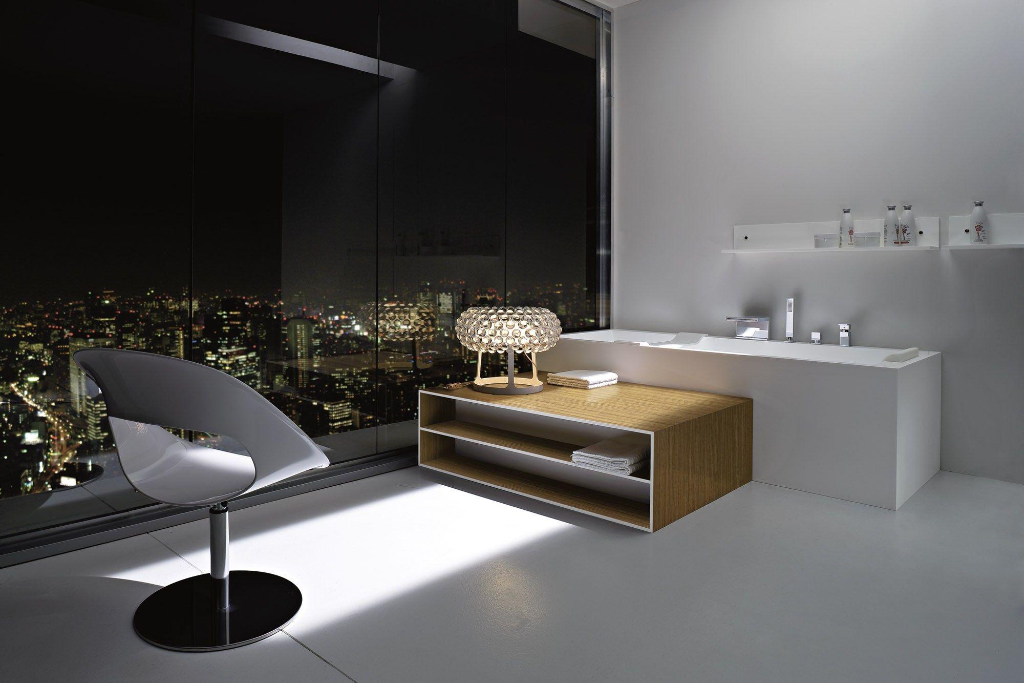 ARGO Meuble pour salle de bain basse by Rexa Design design Imago ...