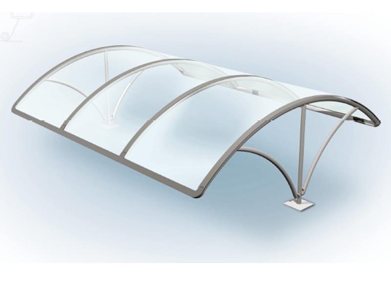 berdachung aus aluminium lux by bt group. Black Bedroom Furniture Sets. Home Design Ideas