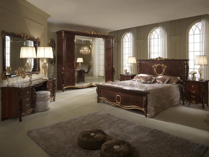 Mobilier de chambre de style classique donatello for Mobilier de chambre