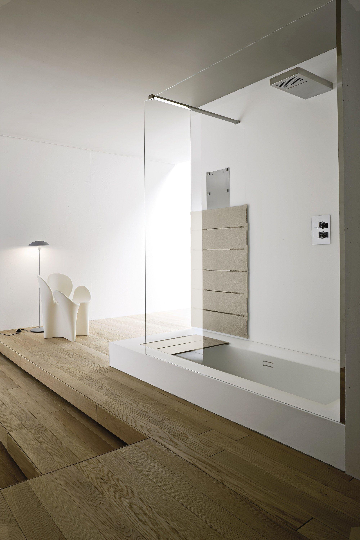 Unico badewanne mit dusche by rexa design design imago design