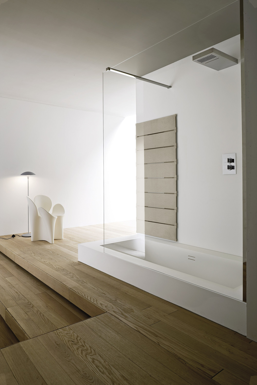Unico bathtub with shower by rexa design design imago design