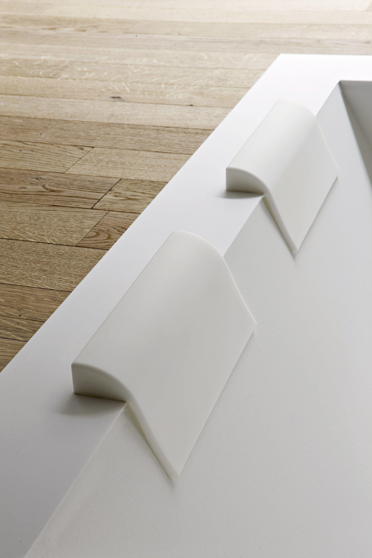 Baignoire encastrable design for Imago design