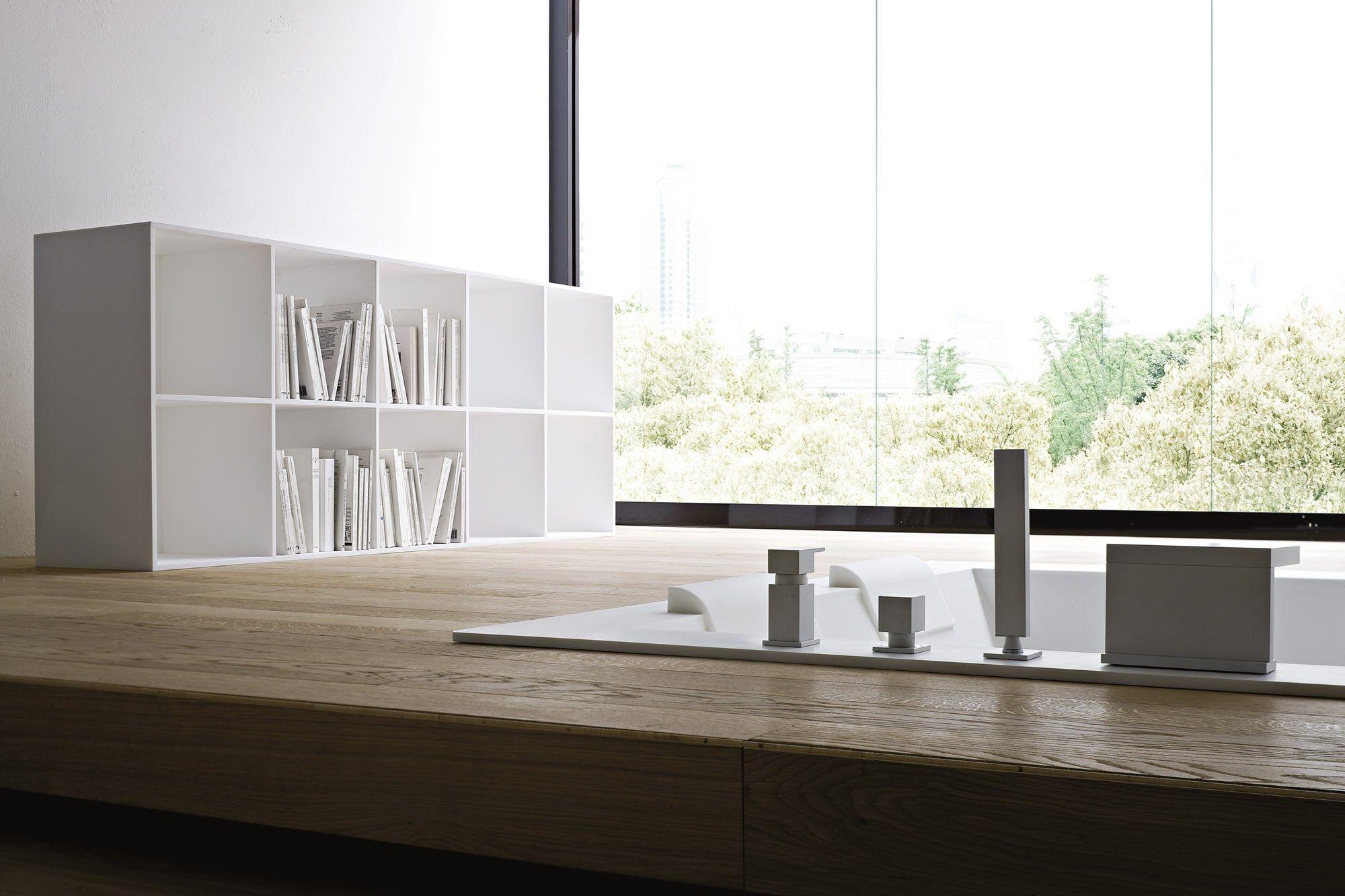 Unico vasca da bagno da incasso by rexa design design for Vasca bagno design