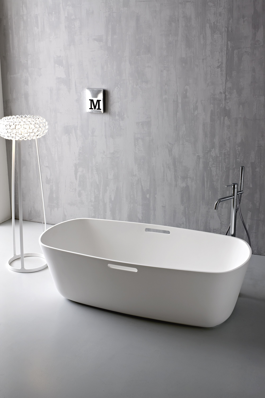 vasca da bagno centro stanza in korakril mastell by rexa design design imago design
