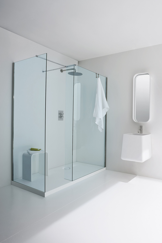 UNICO Shower wall panel by Rexa Design design Imago Design
