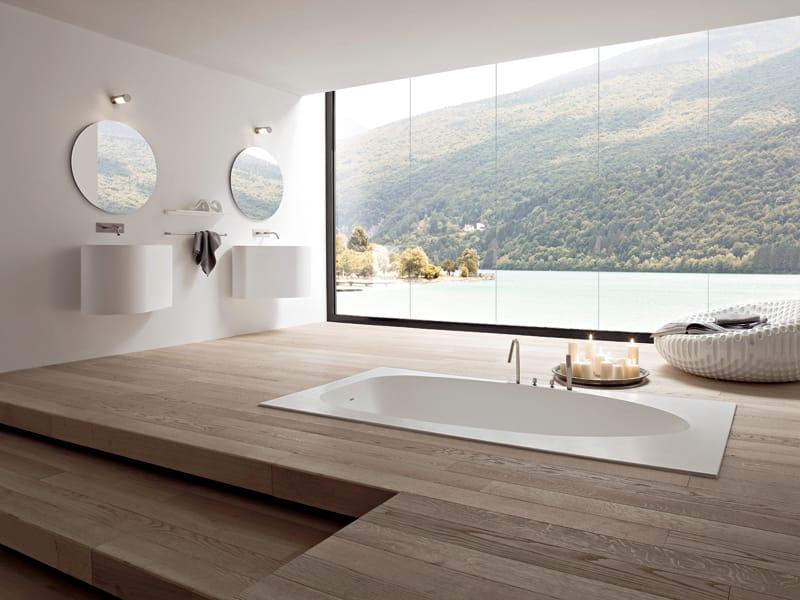 Дизайн дома с окнами в пол