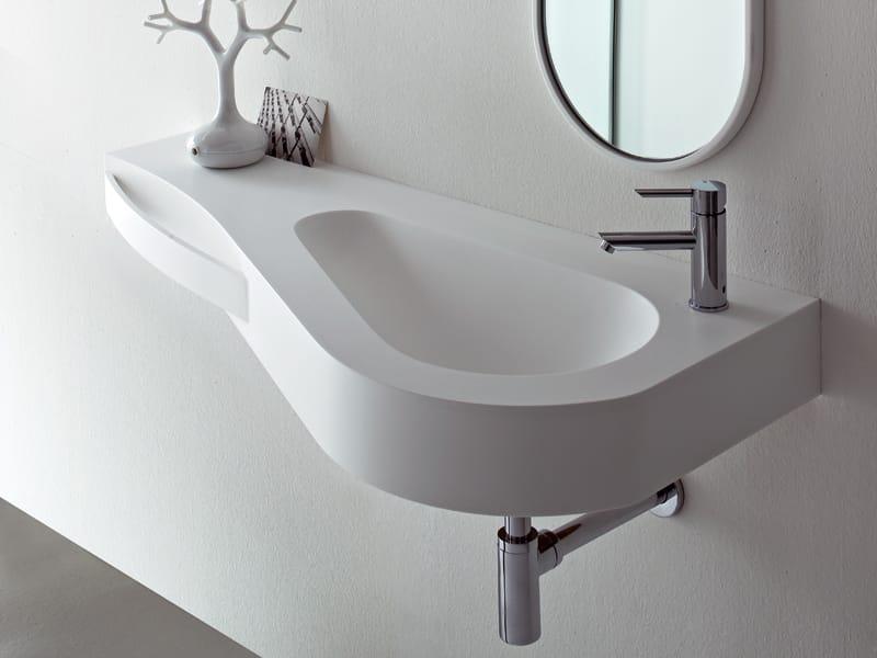 Boma lavabo con porta asciugamani by rexa design design imago design - Porta asciugamani design ...