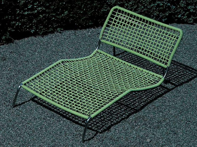 Frog poltroncina da giardino by living divani design piero for Divani x giardino