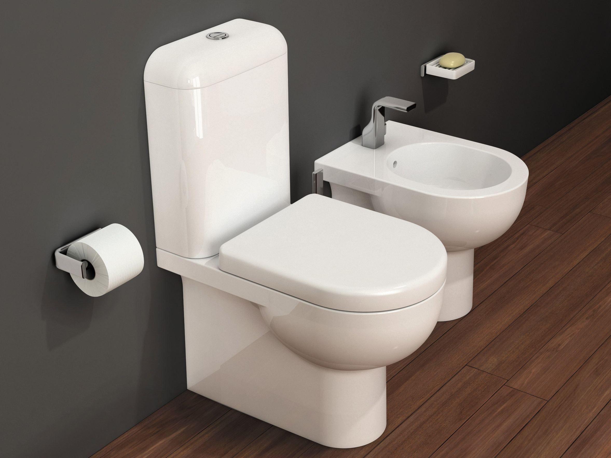 Quick wc monoblocco by ceramica flaminia - Flaminia sanitari bagno ...