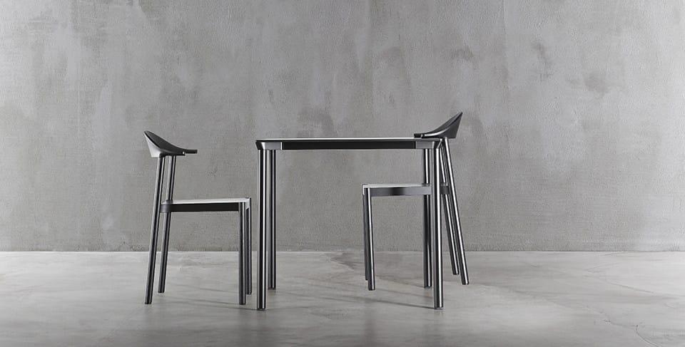 Monza stuhl by plank design konstantin grcic for Stuhl abc design