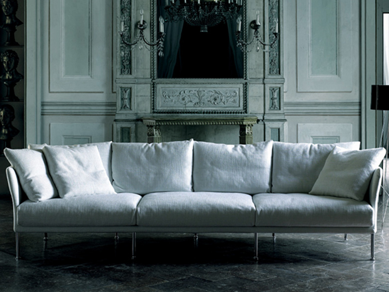 CURVE Sofa by Living Divani design Piero Lissoni