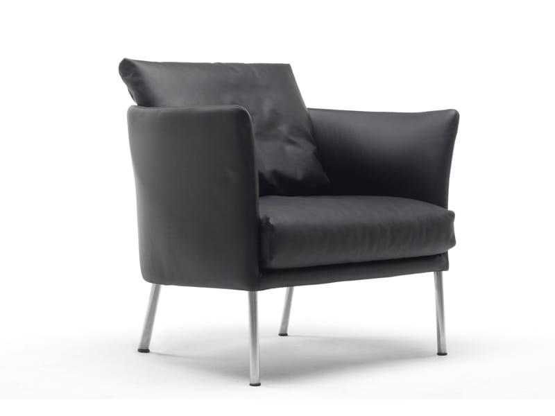 CURVE Armchair by Living Divani design Piero Lissoni