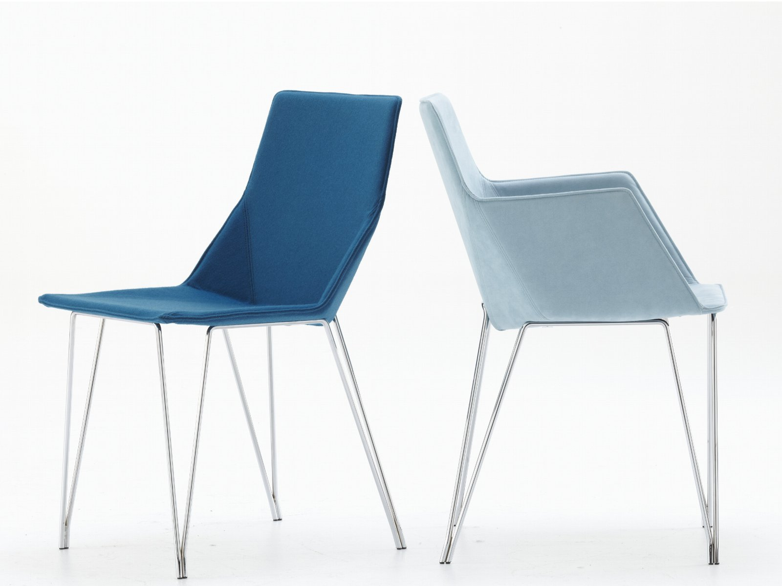 UPHOLSTERED CHAIR ELSA ELSA COLLECTION BY ROSET ITALIA ...