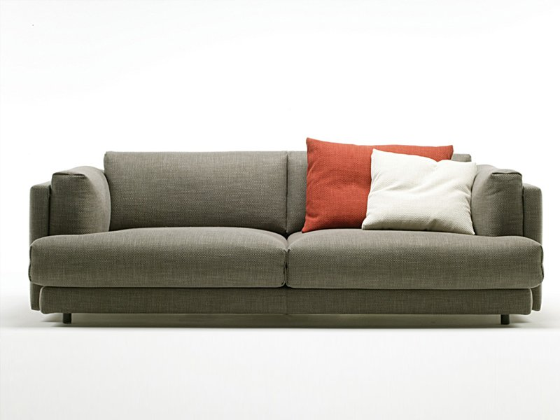 Sofa with removable cover FAMILY LOUNGE by Living Divani ...