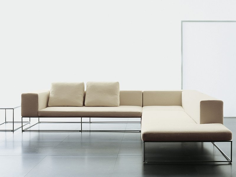 ile sofa by living divani design piero lissoni. Black Bedroom Furniture Sets. Home Design Ideas