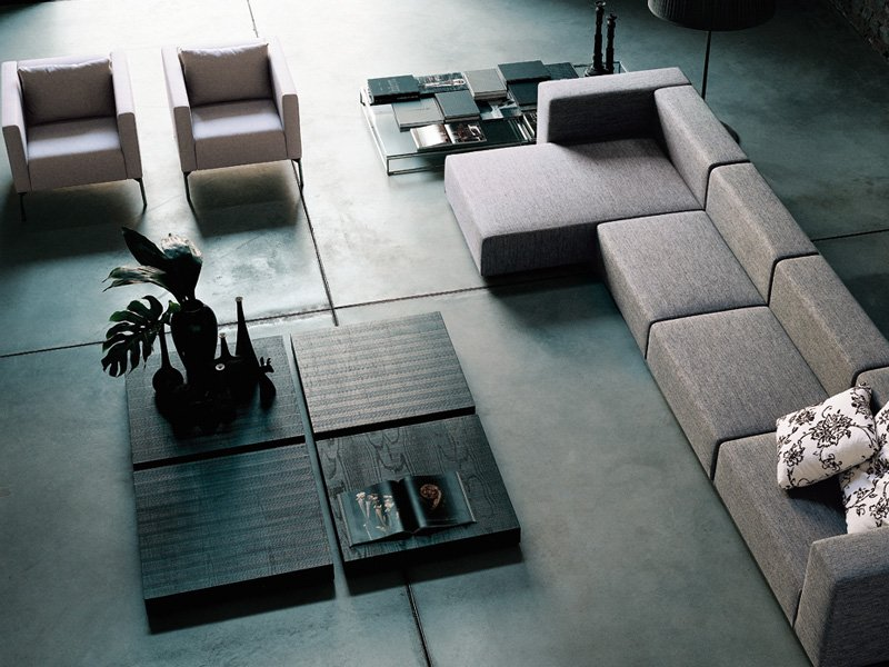 WALL Sofa by Living Divani design Piero Lissoni