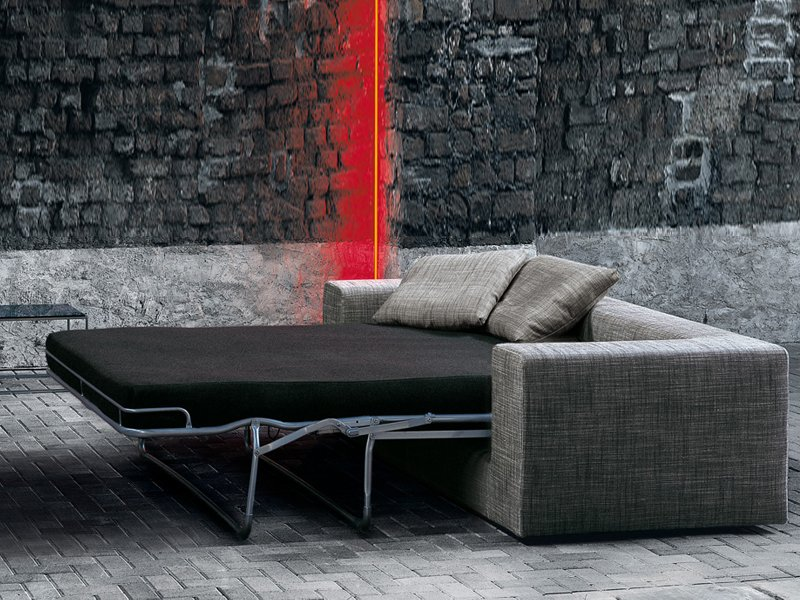 WALL Sofa bed by Living Divani design Piero Lissoni