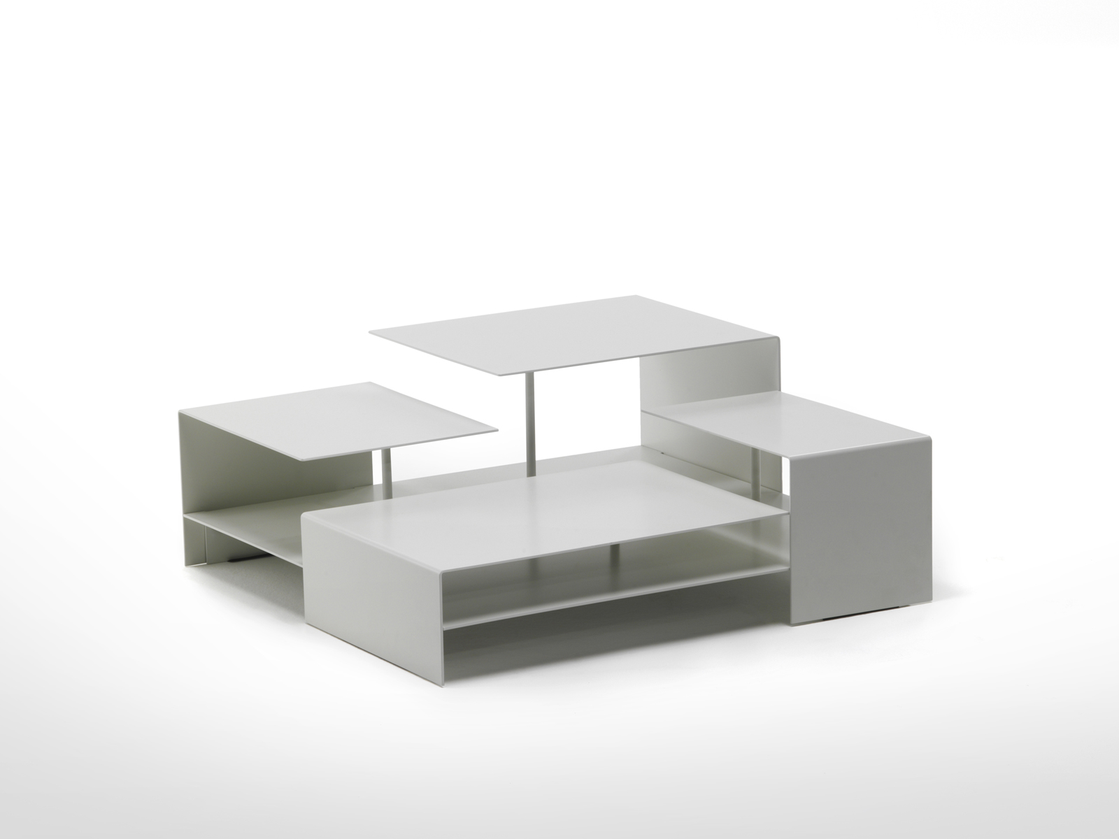 Low coffee table b2 by living divani design victor vasilev - Divani design low cost ...