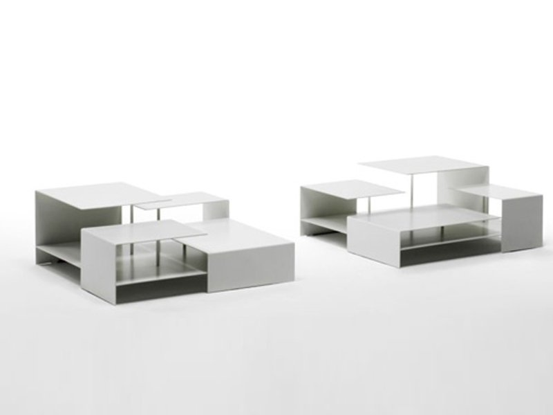 Low coffee table B2 by Living Divani design Victor Vasilev