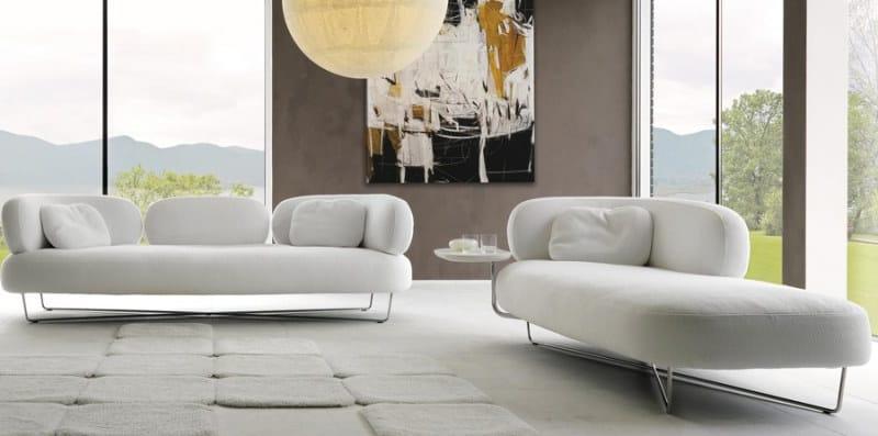 It is divano by d sir e design simone micheli for Divano desiree