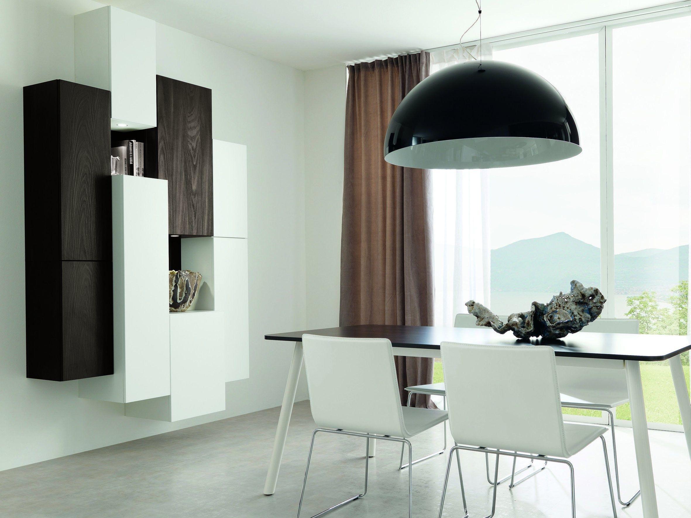 Cucina componibile onetouch by euromobil design edoardo gherardi roberto gobbo - Euromobil cucine prezzi ...
