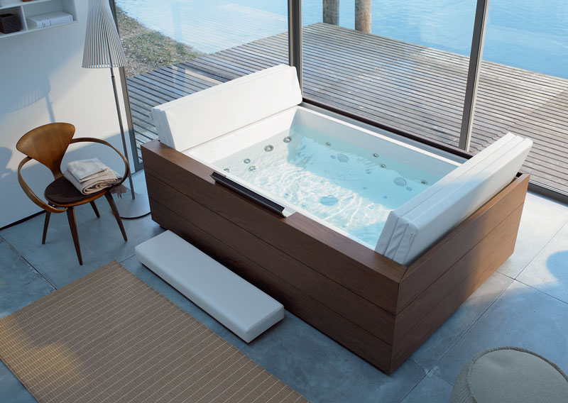 above ground hot tub 2 seats sundeck above ground hot. Black Bedroom Furniture Sets. Home Design Ideas