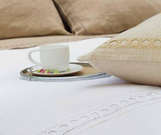 A 39 jour coordinato letto by la fabbrica del lino by - La fabbrica del lino letto ...