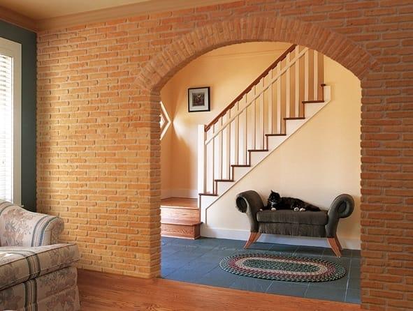 Archi in pietra per interni kp43 regardsdefemmes - Rivestimento finta pietra interno ...