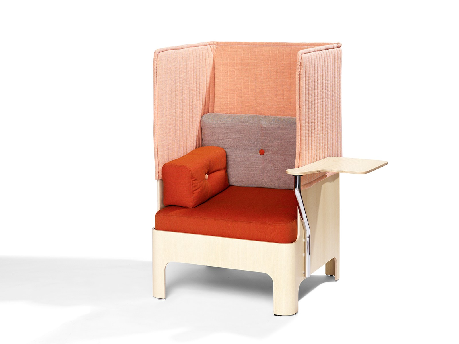 KOJA High-back armchair by Blå Station design Fredrik Mattson