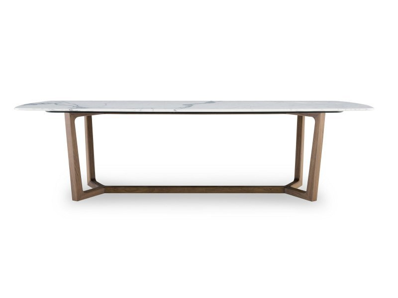 concorde table rectangulaire by poliform design emmanuel gallina. Black Bedroom Furniture Sets. Home Design Ideas