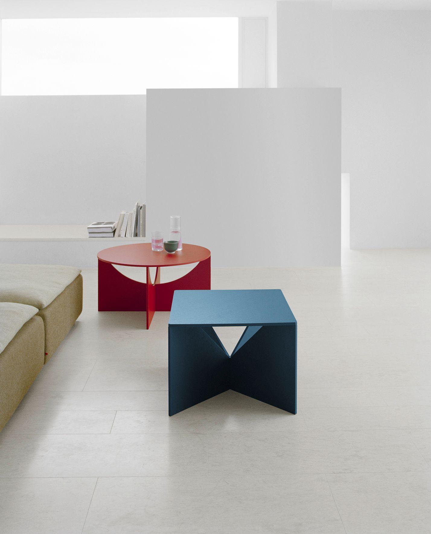 Coffee Table CALVERT by e15 design Ferdinand Kramer