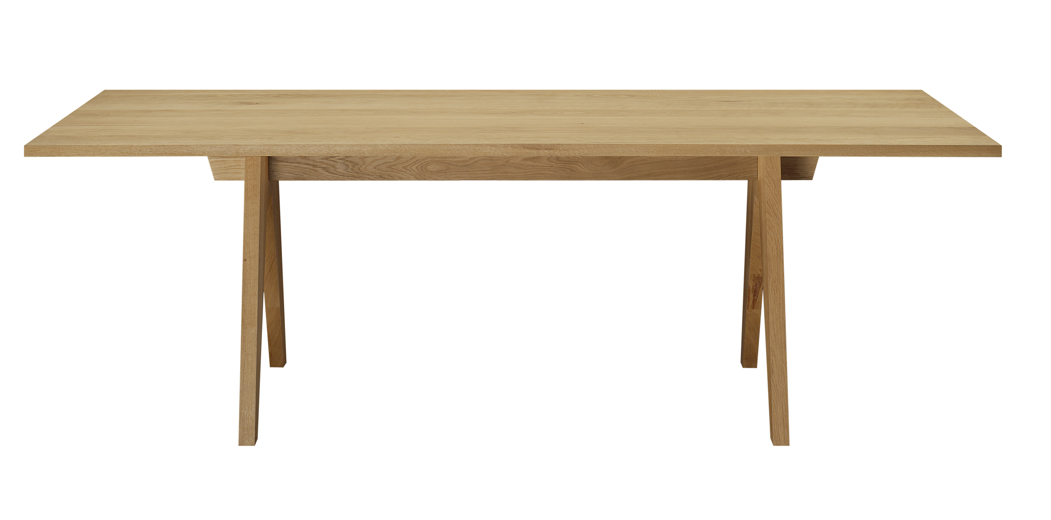 Solid Wood Table Alden By E15 Design Ferdinand Kramer