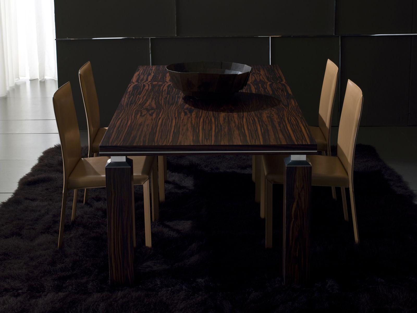 Tavolo allungabile da salotto rettangolare collezione ares for Tavolino salotto allungabile