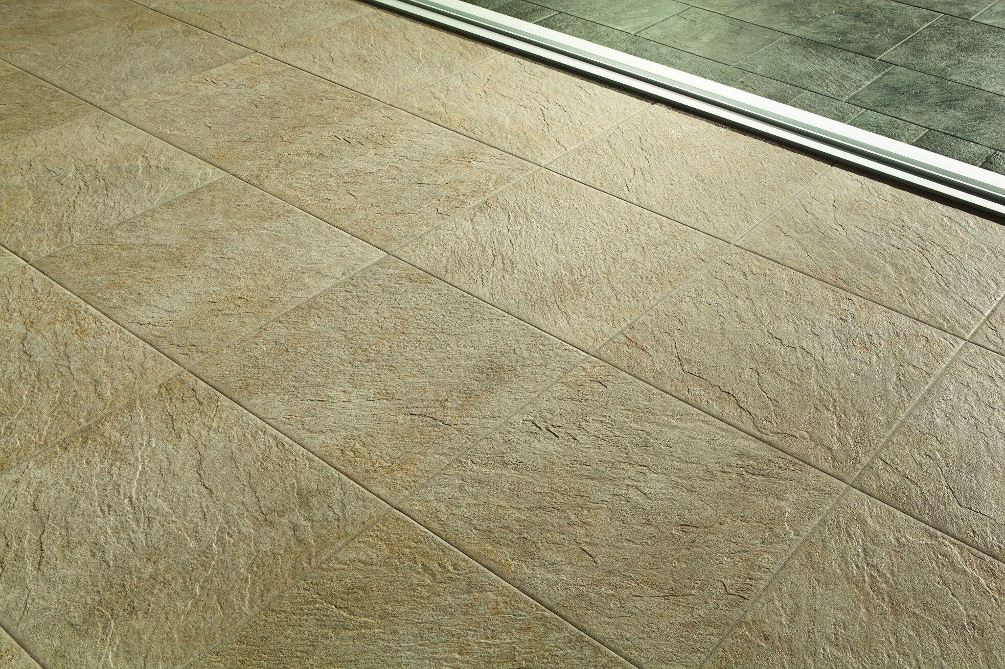 Revestimiento de pared suelo de gres porcel nico imitaci n - Suelos de piedra ...