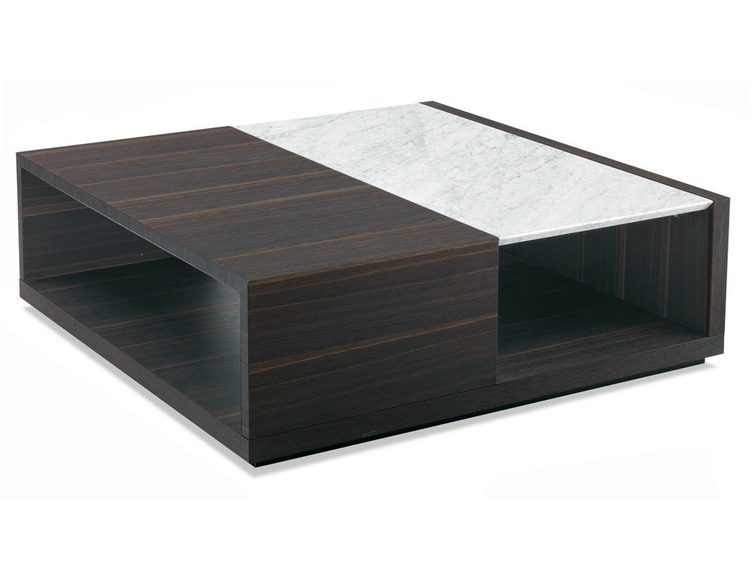 Class coffee table by poliform design matteo nunziati for Modern coffee table