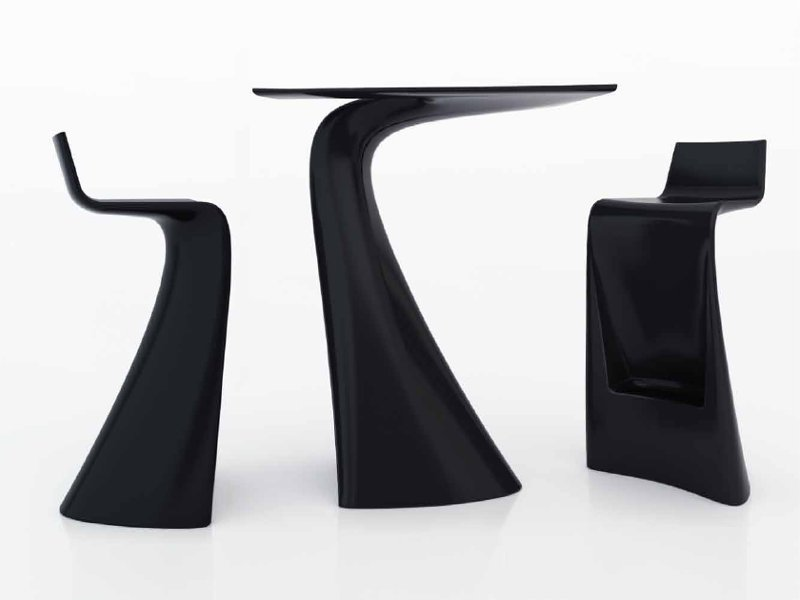 wing table de jardin by vondom design a cero. Black Bedroom Furniture Sets. Home Design Ideas