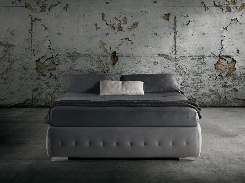 upholstered bed raja by milano bedding. Black Bedroom Furniture Sets. Home Design Ideas