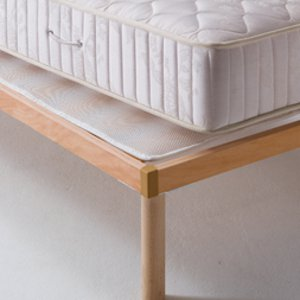 air bed frame cover by milano bedding