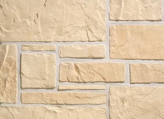 Revestimiento de fachada piedra artificial murok rustic by - Placas de piedra artificial ...