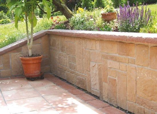 plaquettes de parements en pierre reconstitu e murok. Black Bedroom Furniture Sets. Home Design Ideas